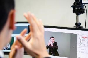 AGN ofrece curso virtual gratuito a personas con discapacidad auditiva